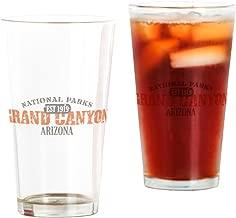 CafePress Grand Canyon National Park AZ Pint Glass, 16 oz. Drinking Glass
