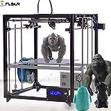 FLSUN 3D imprimante Bricolage kit carré