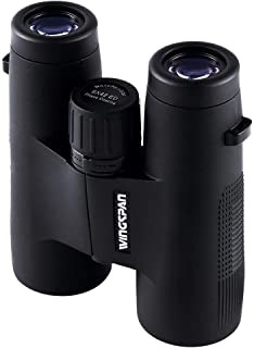 Wingspan Optics SkyBirder Ultra HD - 8X42 Binoculars for Bird Watching for Adults with ED Glass. Extra Wide Field of View, Close Focus, and Phase Coated for the Ultimate Birding Experience. Waterproof