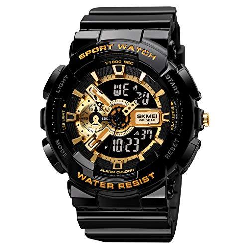 SKMEI Analogue - Digital Men's Watch -1688_RG