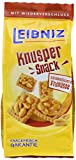 Leibniz Knusper Snack Karamelisierte Erdnüsse, 10er Pack (10 x 175 g)