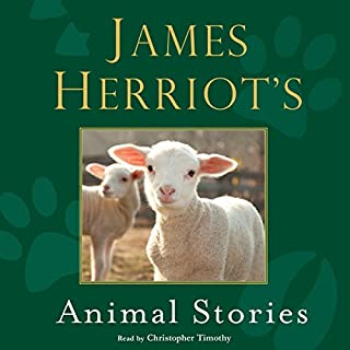 James Herriot's Animal Stories audiobook cover art