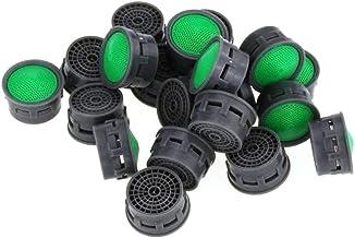 UPKOCH 20 stuks beluchters, waterkraanbeluchter, waterstroombegrenzer, reserveonderdelen, beluchter voor badkamer of keuken