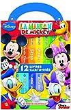 La maison de Mickey - Coffret 12 albums tout-carton