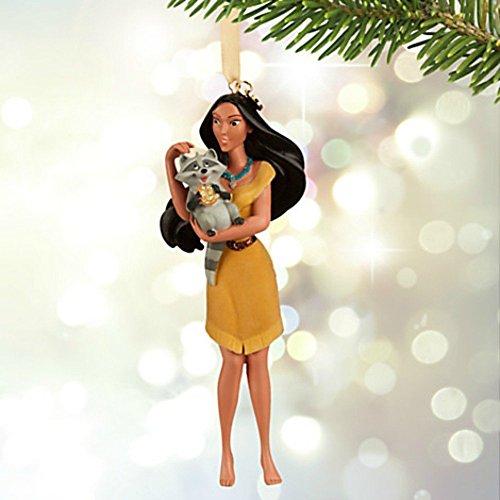 Disney Pocahontas & Meeko Sketchbook Christmas Ornament by Disney