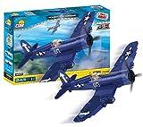 COBI - 5523 - Vought F4U Corsair Bleu