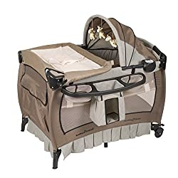 pack n play for first time mom