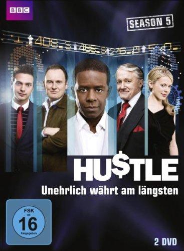 Hustle: Unehrlich währt am längsten - Season 5 (BBC) [2 DVDs]