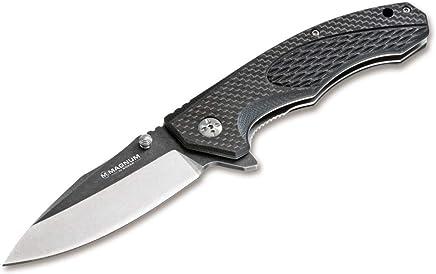 Magnum Erwachsene Erwachsene Erwachsene Omen Taschenmesser Schwarz 21 cm B07H2FNSL4 | Ideales Geschenk für alle Gelegenheiten  665db2