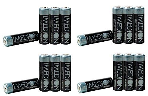 batterie Imedion MHRAAI4 AA R6 (2400mAh, 1.2V, 16er pack)