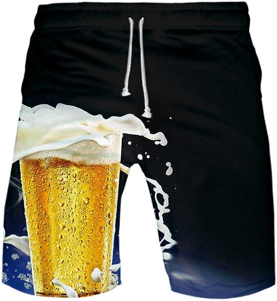 URVIP Child Beerfest 3D Swim Trunks Purchase Ba Summer Board Beach wholesale Shorts