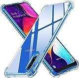 ivoler Funda para Samsung Galaxy A50 / A30S, Carcasa Protectora Antigolpes Transparente con Cojín...