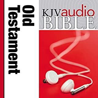 Pure Voice Audio Bible - King James Version, KJV: Old Testament audiobook cover art