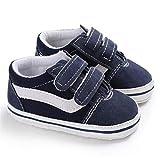 WXX Newborn Baby Boys Zapatos Pre-Walker Soft Sole P C Praza de cochecitos Zapatillas de Lona Entrenadores Zapatos Casuales (Baby Age : 13 18 Months, Color : C)