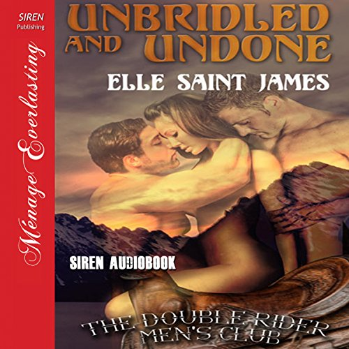 Unbridled and Undone audiobook cover art