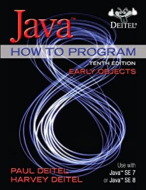 Java How to Program, Early Objects plus MyLab Programming with Pearson eText -- Access Card Package (10th Edition)
