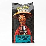 Mr Viet Good Morning Vietnam Grains Entiers De Cafe   Frais et Livrés Promptement du Vietnam - 100%...