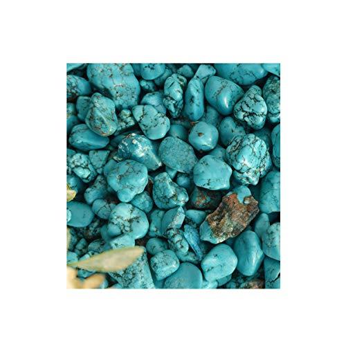 Azul turquesa natural 50-70 ct. Aprox Piedras preciosas sueltas turquesa de Arizona Curación turquesa áspera por pieza
