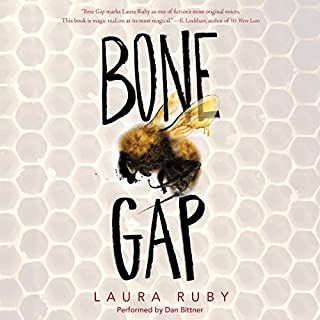 Bone Gap cover art