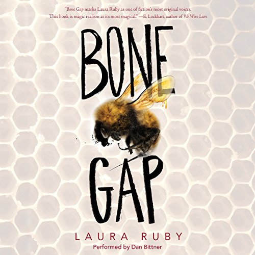 Page de couverture de Bone Gap