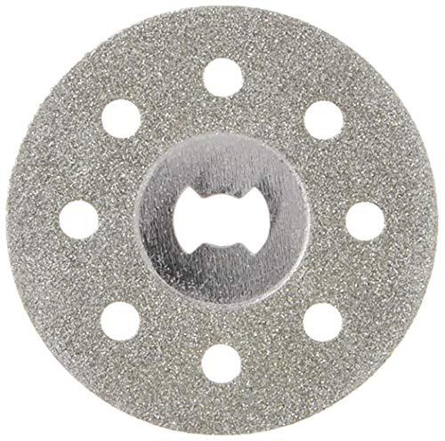 Dremel EZ545 1-1/2-Inch EZ Lock Diamond Wheel,Silver