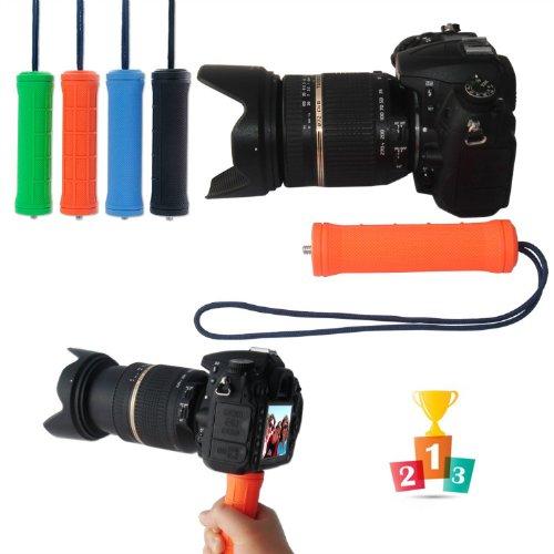 First2savvv zp-b-07 Naranja Autorretrato telescópica Mano Pole Arm ...
