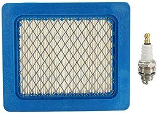 C-FUNN Kit De Servicio De Filtro Plug & Air para Segadoras Hon-da Izy/Hrx Y Gcv 135/160/190