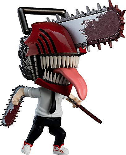 Good Smile Chainsaw Man: Denji Nendoroid Action Figure, Multicolor