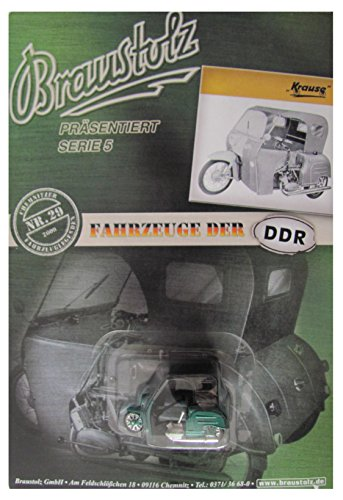 Braustolz Nr. - Schwalbe Krause Duo-2 - DDR Moped
