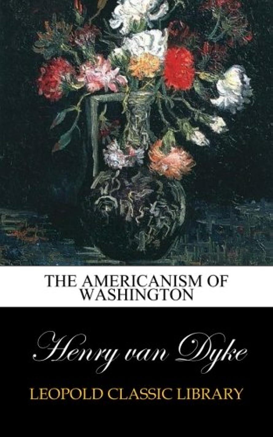 大使館サイトラインホバーThe Americanism of Washington