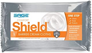 Comfort Shield Care Wipe Soft Pack Dimethicone, Unscented, 7502 - Pack of 3