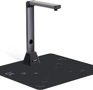 iCODIS スキャナー X3 高画質USB書画カメラ 800万画素スキャナー A3対応 OCR機能 日本語文章識別 LEDライト付き 教室 オフィス
