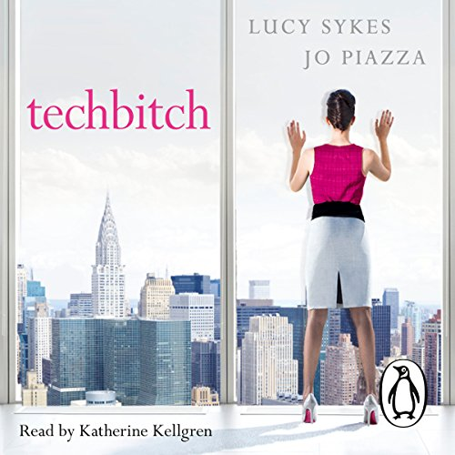 Techbitch cover art