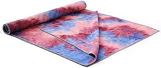 CXQ Printed Yoga Paving Yoga Towel Yoga Blanket Towel Mat Yoga Mat Towel Fitness Yoga Blanket Camellia Cloth