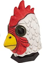 Halloween mask Props Latex Mask Adult Halloween Richard Rooster Mask Hotline Miami Game Cosplay Props