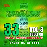 'Padre De La Vida' Vol.3 33 Temas Imprescindibles De La Música Catolica