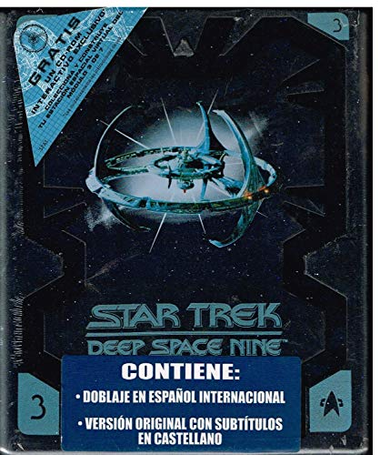 Pack Star Trek Deep Space Nine 3ª Temporada (Espacio Profundo Nueve) [DVD]