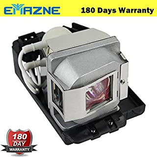 Emazne SP-LAMP-045/SP-LAMP-039 Projector Replacement Compatible Lamp with Housing for INFOCUS DepthQ WXGA HD Ask Proxima A1200EP Ask Proxima A1300 InFocus IN2102 InFocus IN2102EP InFocus IN2104