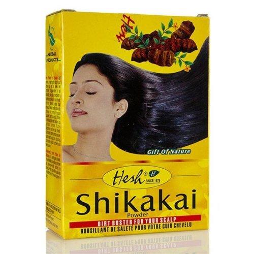 Hesh Pharma 100% Natural Herb Powder 100gm (3.5oz) (5 Pack, SHIKAKAI POWDER) by Hesh