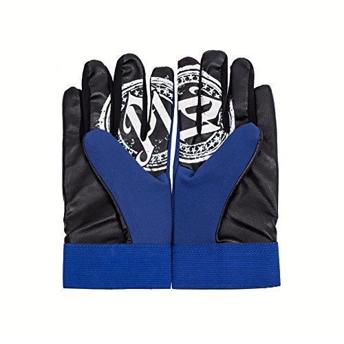 Handschuh Set AJ Styles Blau Replica TV Authentic