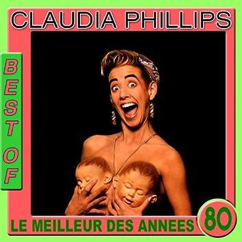Best of Claudia Phillips (Le meilleur des années 80)