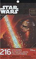 STAR WARS:THE FORCE AWAKENS(スター・ウォーズ/フォースの覚醒)Over 200 Sticker Pad(シール) [並行輸入品]