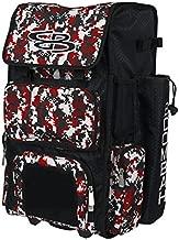 Boombah Rolling Superpack Baseball / Softball Gear Bag - 23-1/2