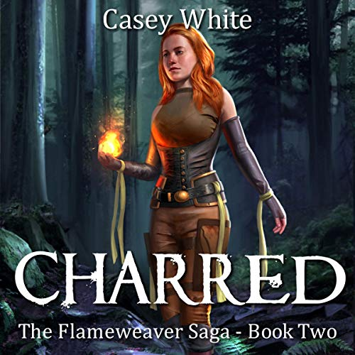 Charred cover art