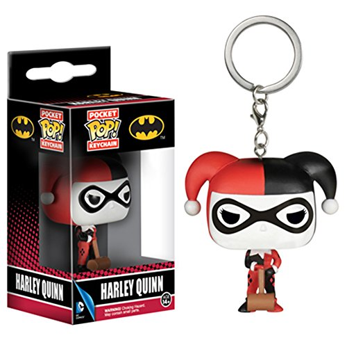 Pocket POP! Keychain: DC: Harley Quinn