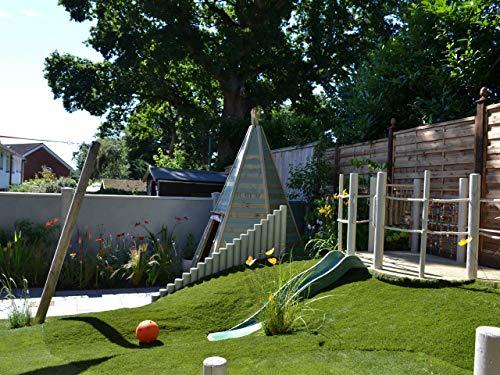 Ein Garten für alle Sinne für die Coopers