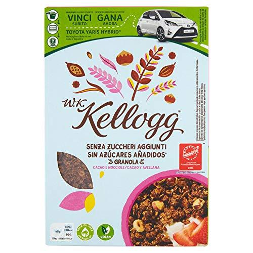Kellogg's Mix di Agglomerati di Cereali, 300g