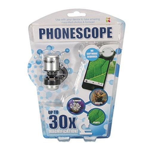 Markennamen PHONESCOPE Mikroskop