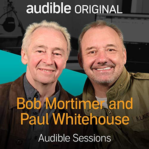 Bob Mortimer & Paul Whitehouse cover art