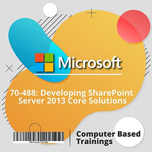 CBT Trainings-Videos für Microsoft 70-488: Entwicklender Server 2013 Core Solutions und Test-Vorbereitungs-Quizzes